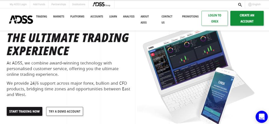 Forex Broker | ADS Securities